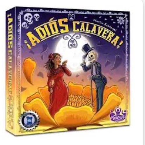 ADIÓS CALAVERA