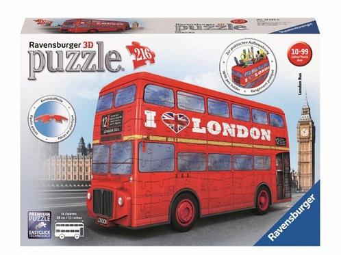 PUZZLE 3D RAVENSBURGER BUS LONDON