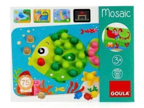 MOSAICO GOULA 60 PIEZAS
