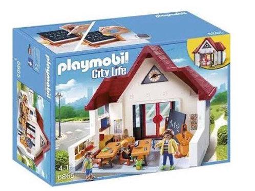 PLAYMOBIL 6865 COLEGIO