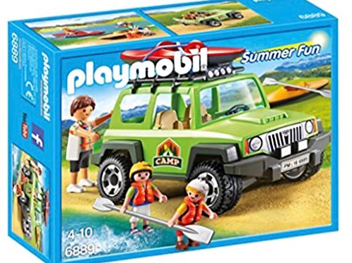 PLAYMOBIL 6889 CAMPAMENTO DE VERANO