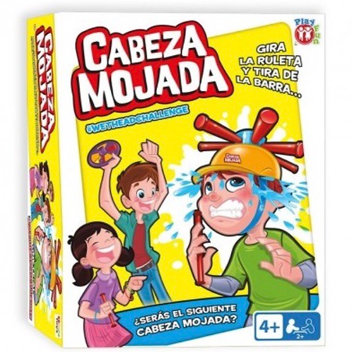 CABEZA MOJADA