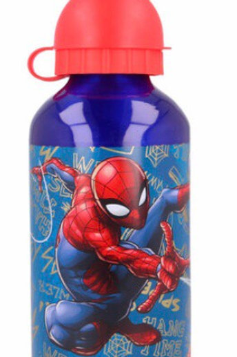 CANTIMPLORA ALUMINIO SPIDERMAN
