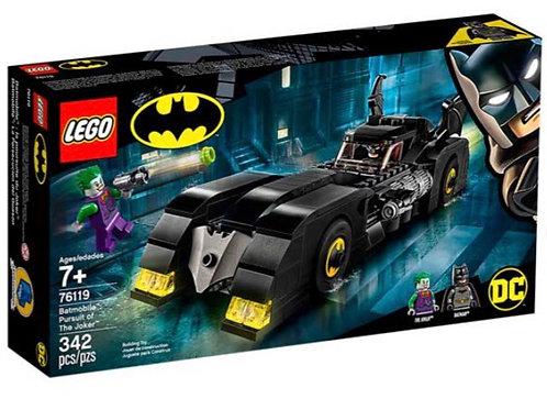 LEGO 76119 BATMOBILE
