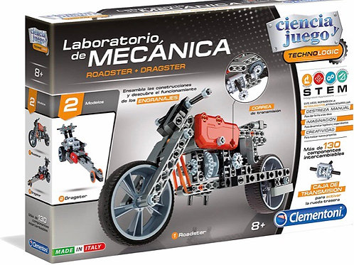 LABORATORIO MECÁNICA ROADSTER+DRAGSTER