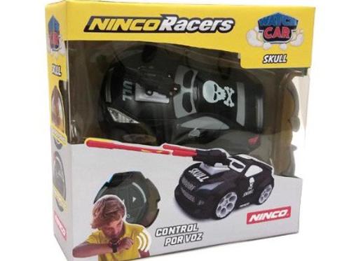 NINCORACERS WATCHCAR SKULL