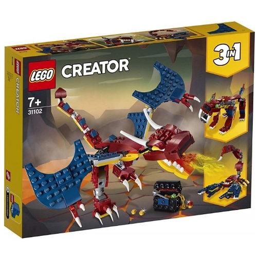 LEGO 31102 CREATOR DRAGÓN