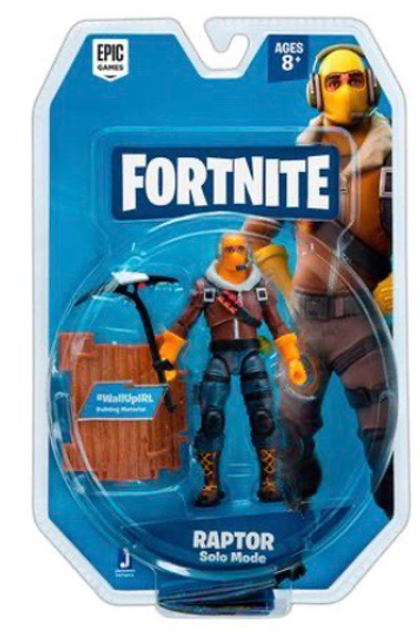 FORTNITE FIGURA RAPTOR