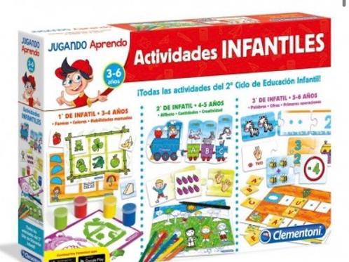 ACTIVIDADES INFANTILES CLEMENTONI