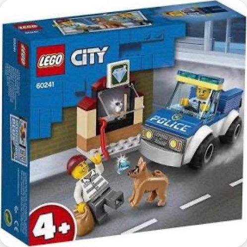 LEGO 60241 POLICIA UNIDAD CANINA
