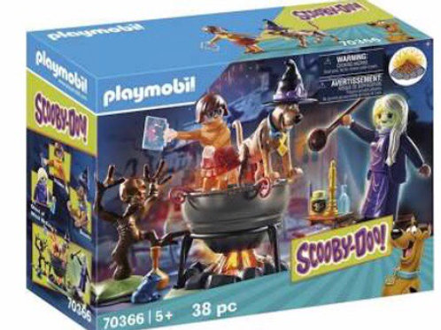 PLAYMOBIL 70366 SCOOBY-DOH