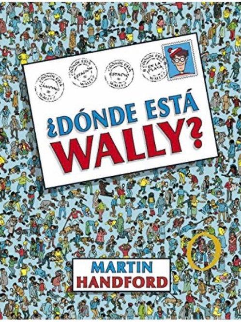 DONDE ESTÁ WALLY?