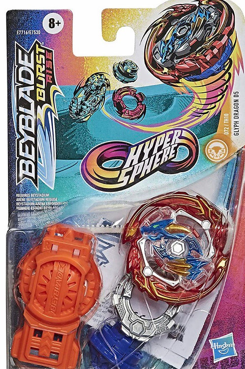 PEONZA BEYBLADE GLYPH DRAGON D5
