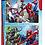 Thumbnail: PUZZLE EDUCA 2X48 PZ SPIDERMAN