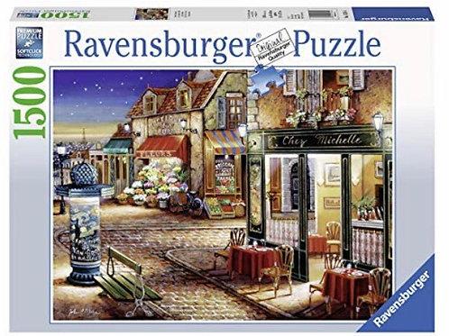 PUZZLE RAVENSBURGER 1500 PZ ESQUINA PARISINA