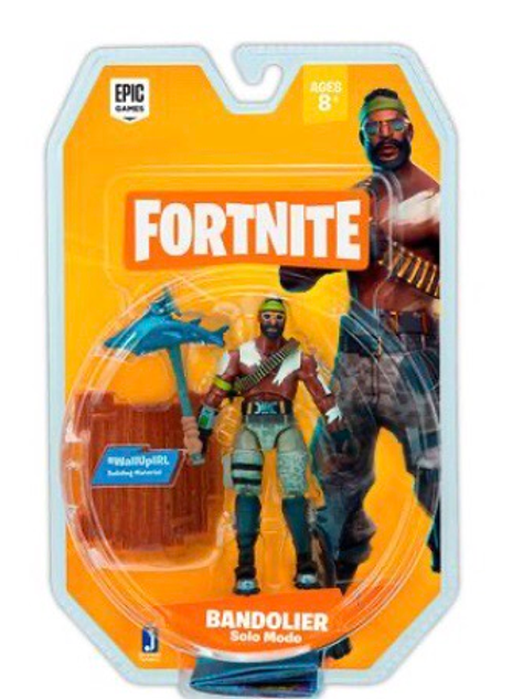 FORTNITE FIGURA BANDOLIER