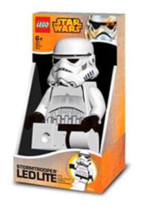 LINTERNA LEGO STAR WARS