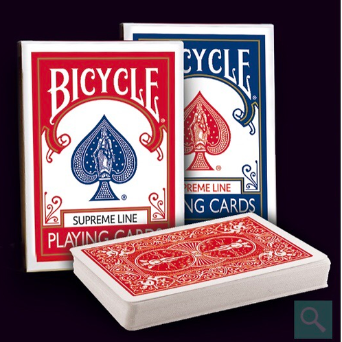 BARAJA CARTAS BICYCLE SUPREME