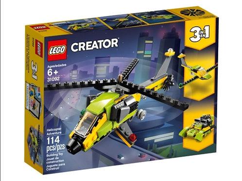 LEGO 31092 CREATOR 3 EN 1
