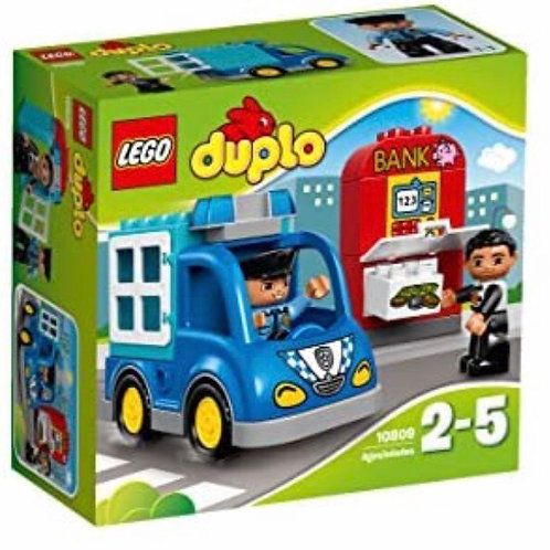 LEGO 10809 DUPLO PATRULLA DE POLICIA