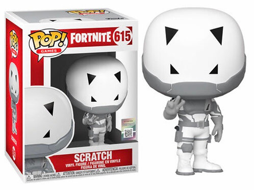 FIGURA FUNKO FORTNITE SCRATCH