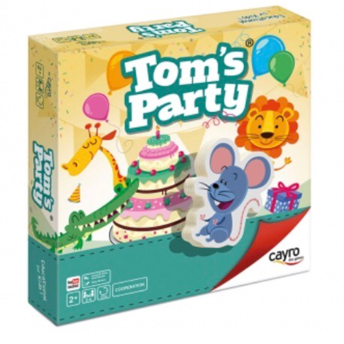TOM'S PARTY CAYRO