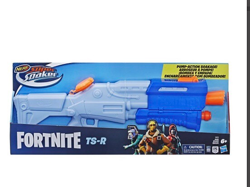 NERF SUPERSOAKER FORTNITE TS-R