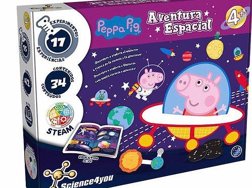 AVENTURA ESPACIAL PEPPA PIG SCIENCE4YOU