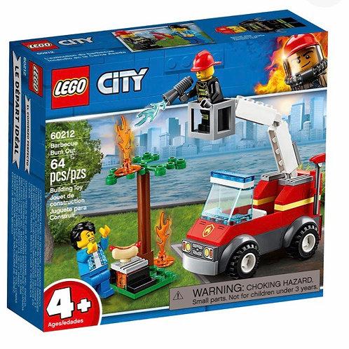 LEGO 60212 BOMBEROS