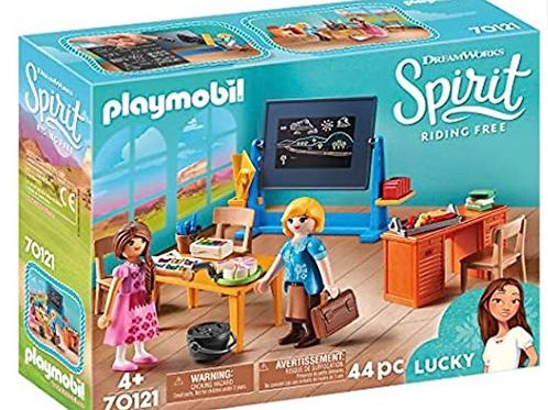 PLAYMOBIL 70121 CLASE SEÑORITA FLORES
