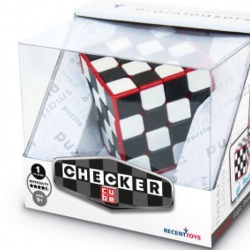 CUBO CHECKER RECENTOYS