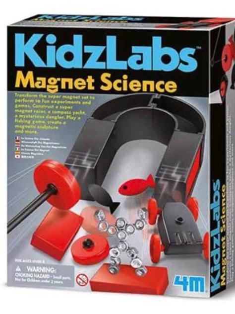 KIDZLABS CIENCIA MAGNETICA