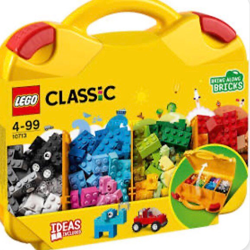 LEGO 10713 CLASSIC MALETÍN
