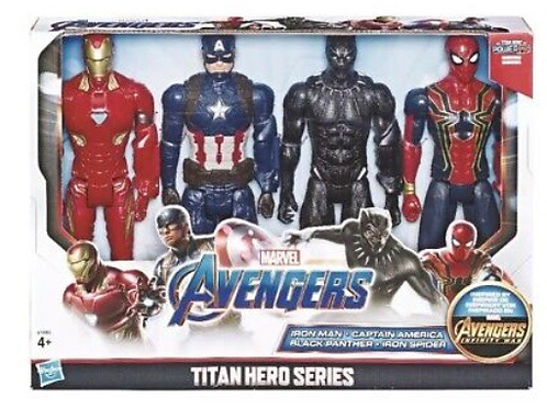 AVENGERS TITAN HERO SERIES