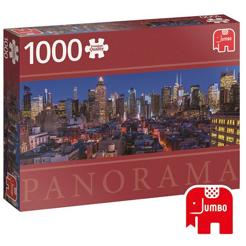 PUZZLE JUMBO 1000 PIEZAS NEW YORK