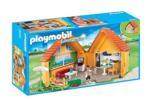 PLAYMOBIL 6020 CASA DE CAMPO MALETIN