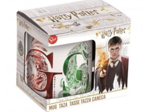 TAZA CERAMICA HARRY POTTER