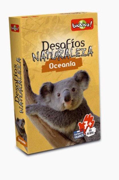 DESAFÍOS DE LA NATURALEZA OCEANIA