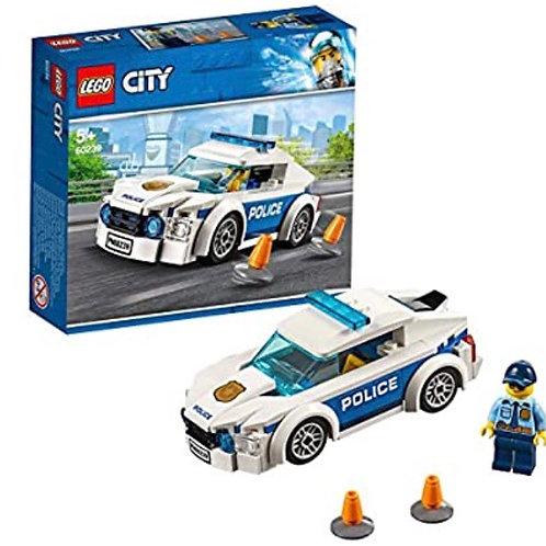 LEGO 60239 COCHE PATRULLA POLICÍA