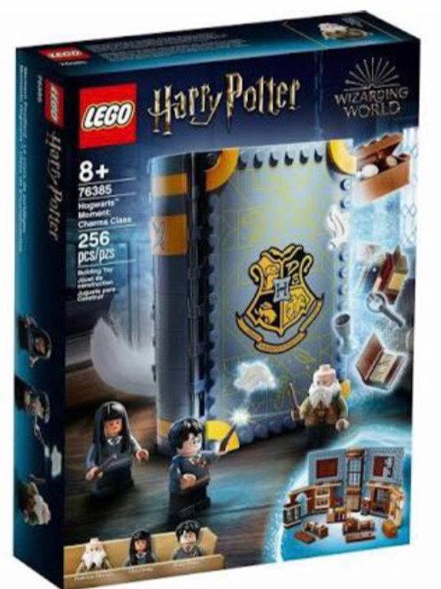LEGO 76385 CLASE DE ENCANTAMIENTOS HARRY POTTER