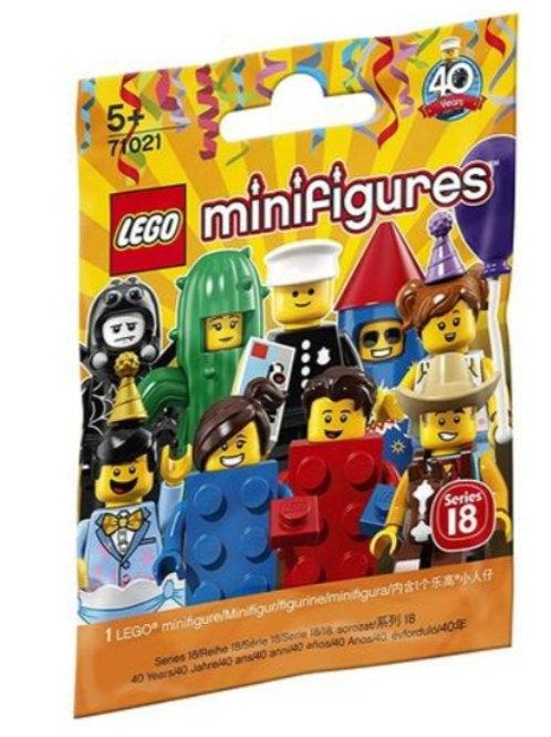 SOBRE LEGO SERIE 18