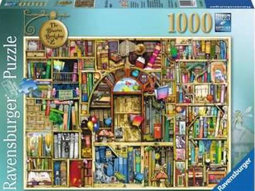 PUZZLE RAVENSBURGER 1000 PIEZAS LA BIBLIOTECA