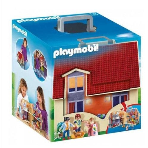 PLAYMOBIL 5167 CASA MALETIN