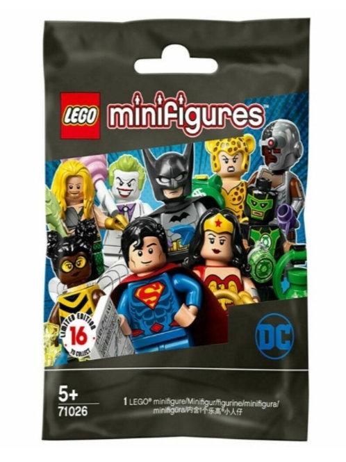 SOBRE LEGO DC COMICS