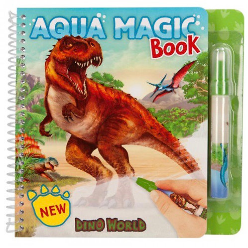 AQUA MAGIC BOOK DINO WORLD