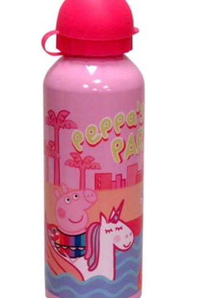 CANTIMPLORA ALUMINIO PEPPA PIG