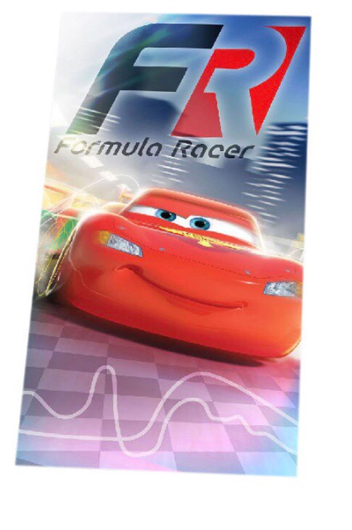 TOALLA PLAYA CARS