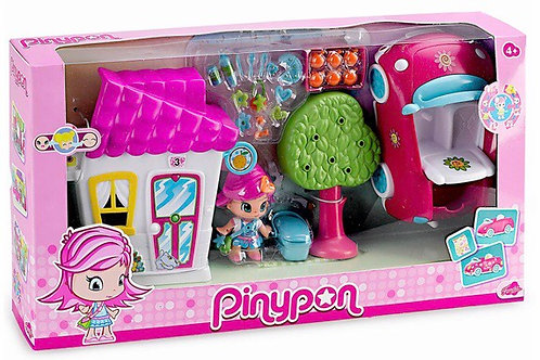 PINYPON CASITA CON COCHE