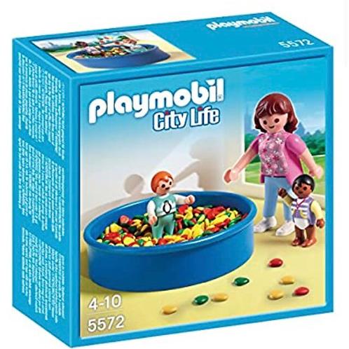PLAYMOBIL 5572 PISCINA DE BOLAS
