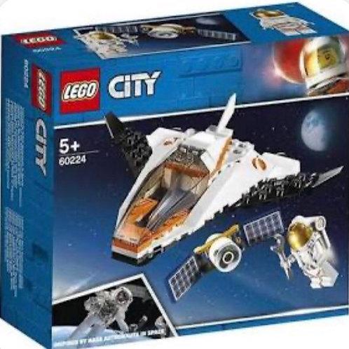 LEGO 60224 MISIÓN ESPACIAL